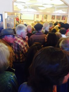Last Thursday, scores of people in Sedona flooded the City Council special meeting to discuss an enforced ban on 'smart' meters.