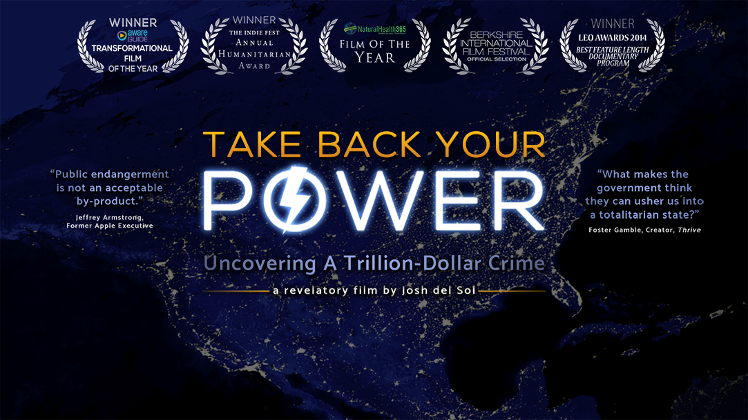 Take Back Your Power pre-release screenings in California: April 16-20