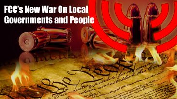 FCC's 5G war on local governments and people