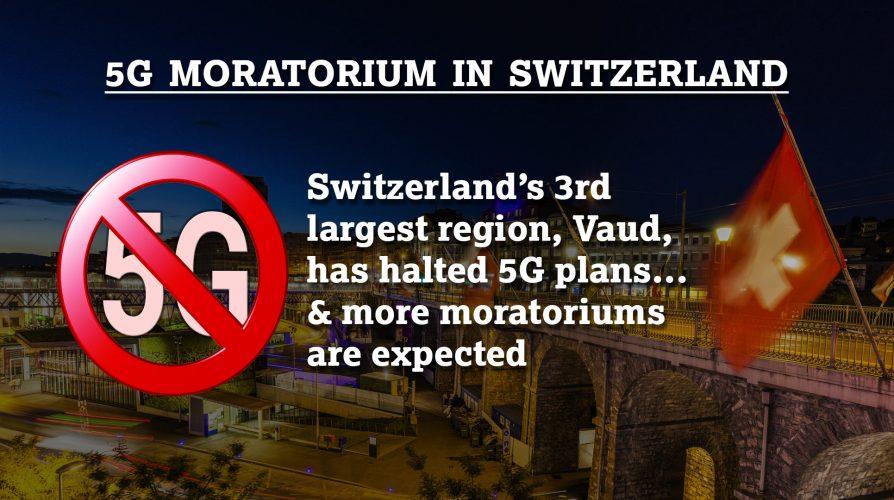 5G: la Svizzera dice no al beamforming per problemi legati alla salute